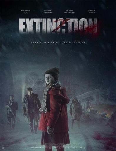 Ver Extinction (2015) online HD 720p [MEGA]