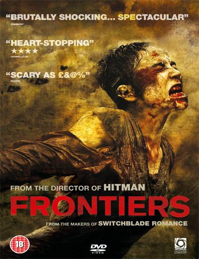 Poster de Frontière(s)