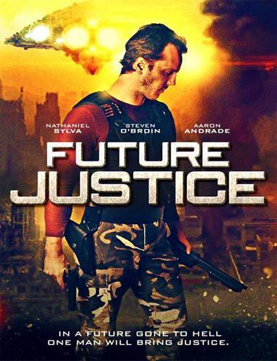 Poster de Future Justice