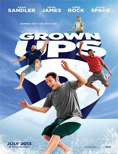 Poster de Grown Ups 2 (Niños grandes 2)