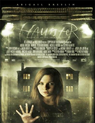 Poster de Haunter (La noche del fantasma)