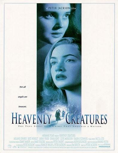 Poster de Heavenly Creatures (Criaturas celestiales)