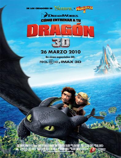 Poster de Cómo entrenar a tu dragónrenar a tu dragón