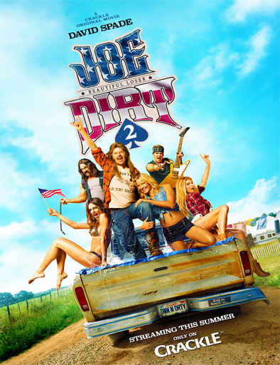 Poster de Joe Dirt 2 Beautiful Loser