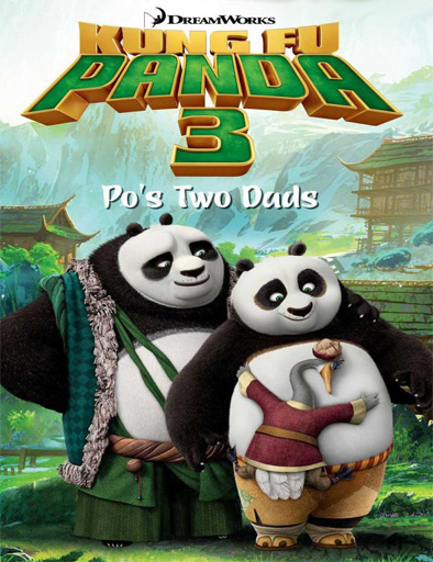 Poster de Kung Fu Panda 3