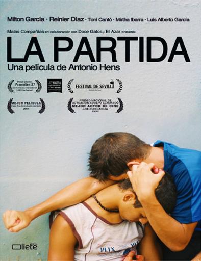 Poster de La partida