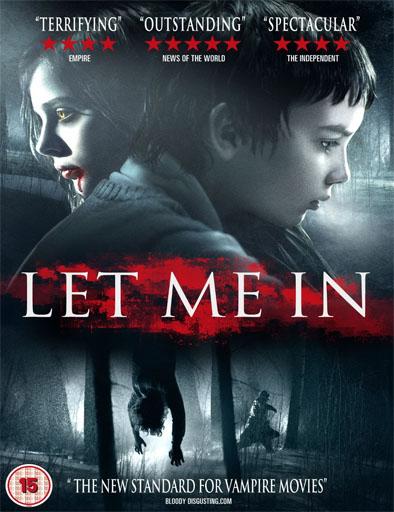 Poster de Let Me In (Déjame entrar)