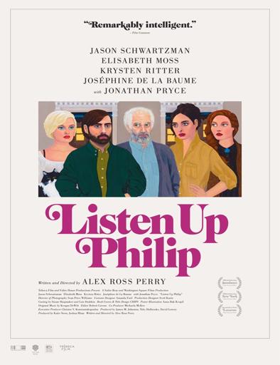 Poster de Listen Up Philip