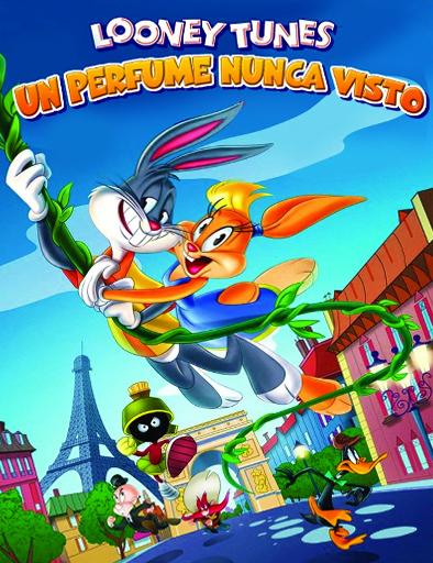 Poster de Los Looney Tunes en... Un perfume nunca visto