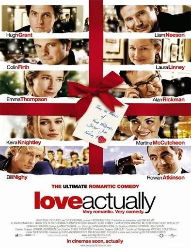 Poster de Love Actually (Realmente amor)