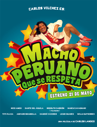 Poster de Macho peruano que se respeta