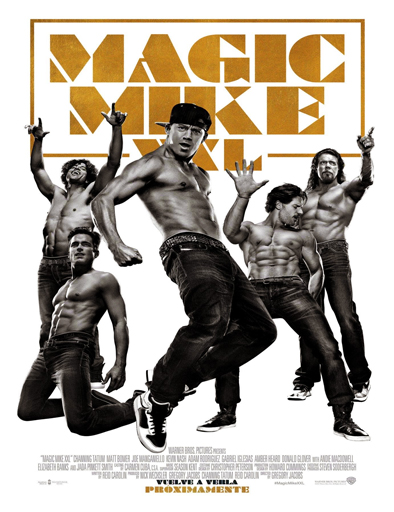 Ver Magic Mike XXL (2015) online