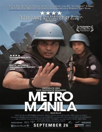 Poster de Metro Manila