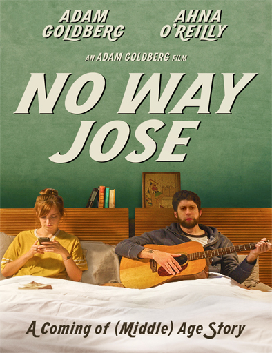 Poster de No Way Jose