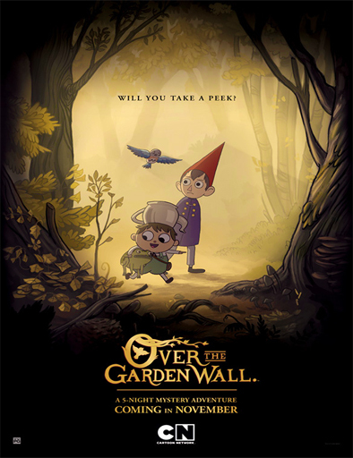 ver over the garden wall m s all del jard n 2014 online