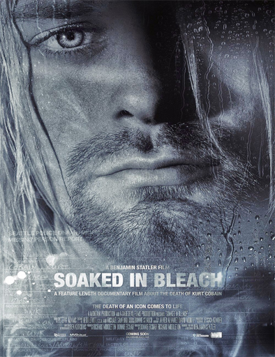 Poster de Soaked in Bleach