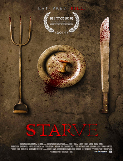 Poster de Starve