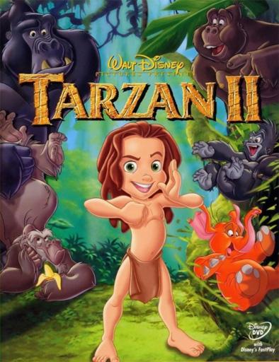 Ver tarz n 2 2005 online pelicula completa en espa ol - Tarzan pelicula completa ...