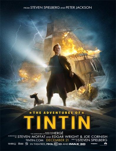 Las aventuras de Tintín: El secreto del unicornio Pelicula Completa HD 720p [MEGA] [LATINO]