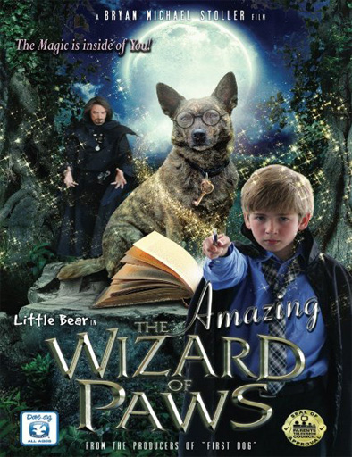 Poster de The Amazing Wizard of Paws