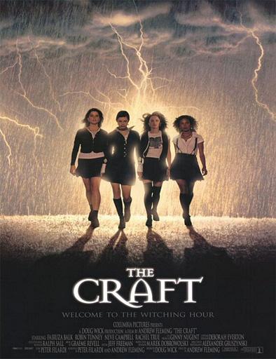 Poster de The Craft (Jóvenes y brujas)