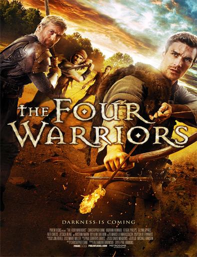 Poster de The Four Warriors