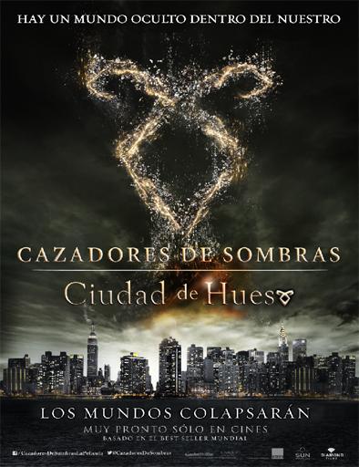 Poster de Cazadores de sombras: Ciudad de hueso