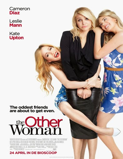 Poster de The Other Woman (Mujeres al ataque)