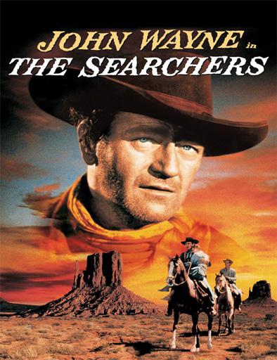 Poster de The Searchers (Centauros del desierto)