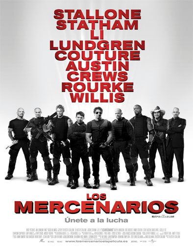 Los Indestructibles (2010) Descargar HD 720p [MEGA] [LATINO]