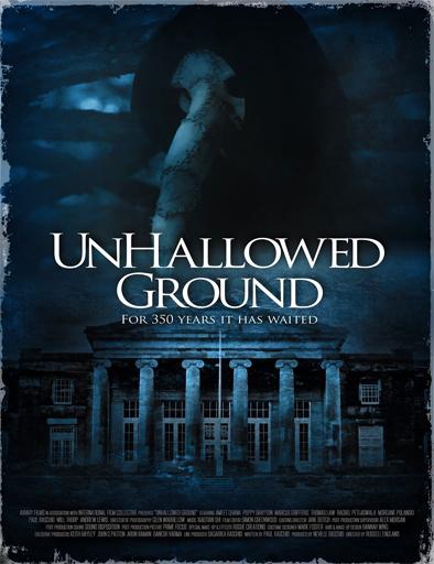Poster de Unhallowed Ground