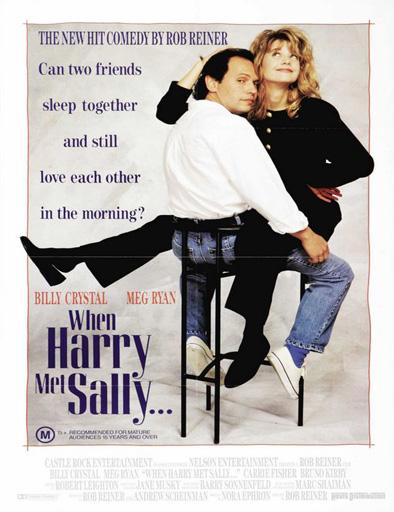 Poster de Cuando Harry encontró a Sally
