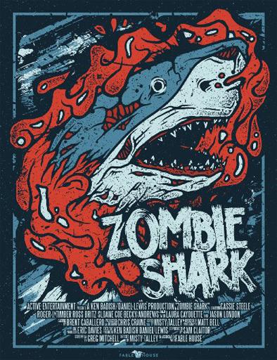 Zombie Shark (Tiburón Zombie)