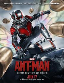 Poster mediano de Ant-Man (El hombre hormiga)