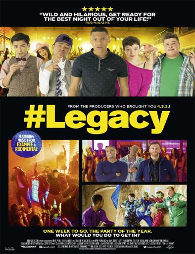 Poster de Legacy