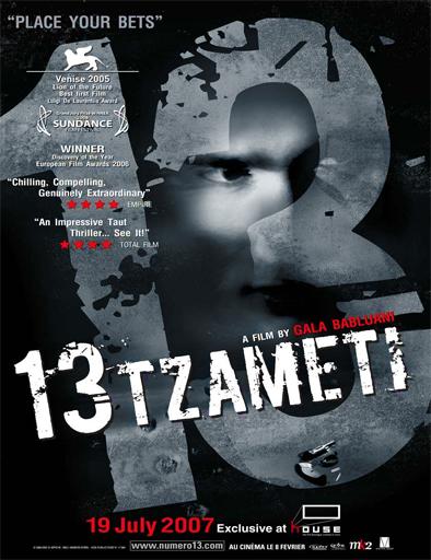 Poster de 13 Tzameti