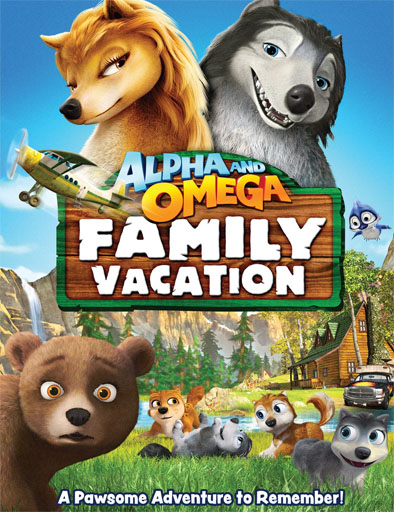 Poster de Alpha and Omega: Family Vacation