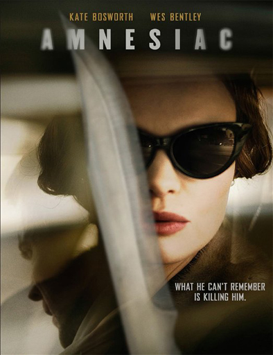 Poster de Amnesiac