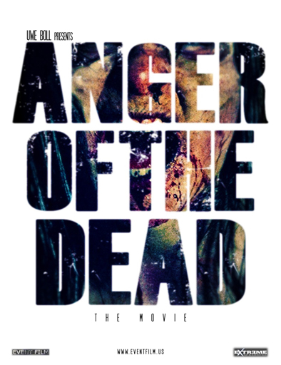 Poster de Anger of the Dead