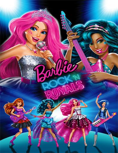 Poster de Barbie in Rock 'N Royals (Barbie: Campamento Pop)