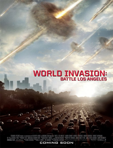 Invasión a la Tierra (Wordl Invasion: Battle los angeles)