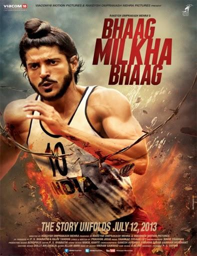 Poster de Bhaag Milkha Bhaag (Corre, Milkha, Corre)