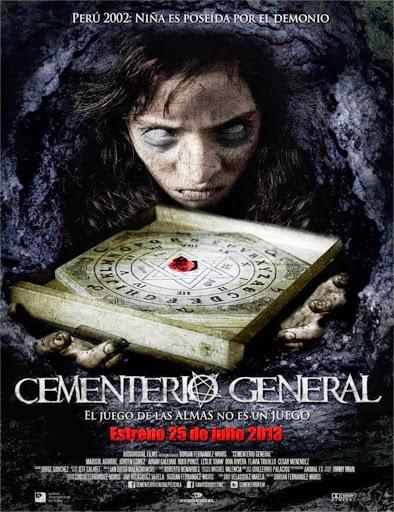 imagen Cementerio general (2012) Online Latino HD
