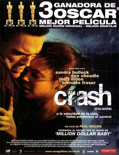 Poster de Crash (Colisión)