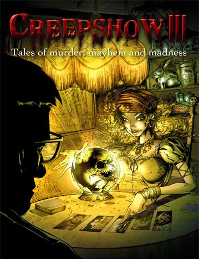 Poster de Creepshow 3 (Cuentos de terror 3)
