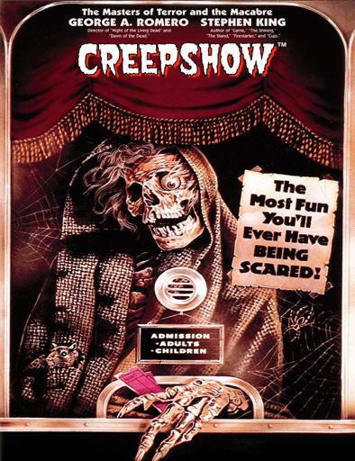 Poster de Creepshow (Cuentos de terror)
