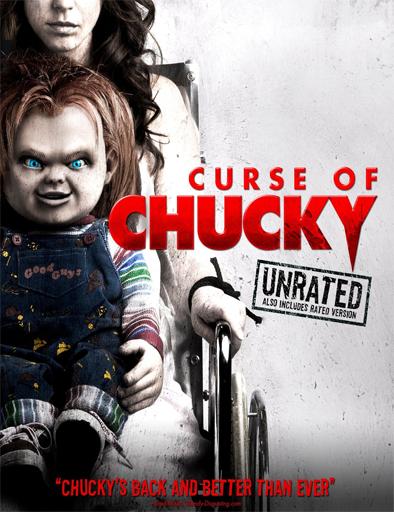 Poster de Curse of Chucky (La maldición de Chucky)