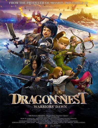 Poster de Dragon Nest: Warriors' Dawn