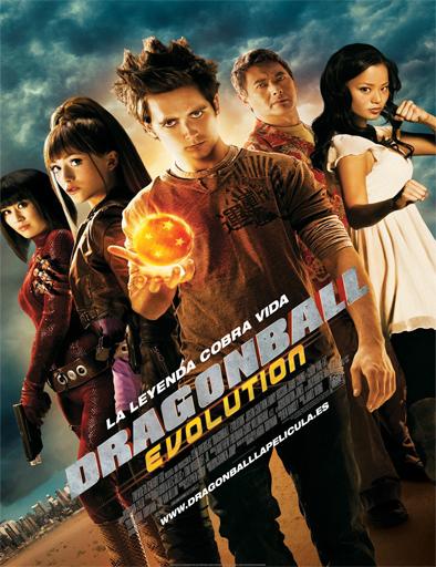 Ver Dragonball Evolution 2009 Online
