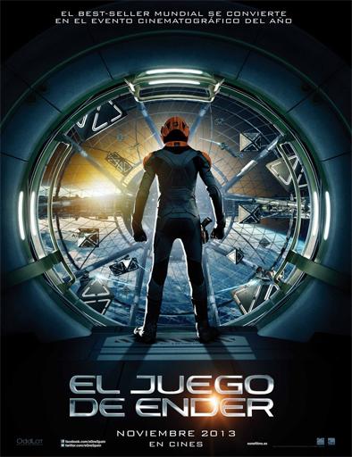 Poster de Ender's Game (El juego de Ender)